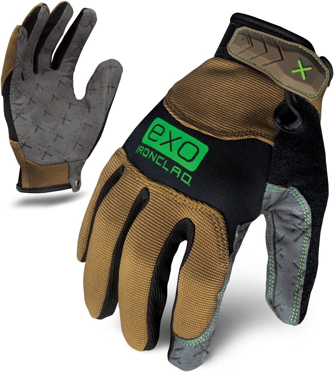 Ironclad EXO2-PPG-05-XL EXO Project Pro GloveX-Large