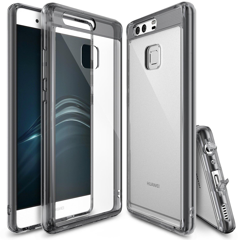 Funda Huawei P Ringke FUSION Choque Absorción TPU Parachoques Choque Tecnología Absorción