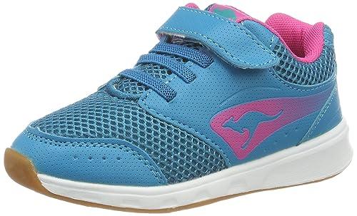 Zapatillas KangaROOS Unisex de niños Rodo EV, Color Azul, Color Azul, Talla 39 EU: Amazon.es: Zapatos y complementos