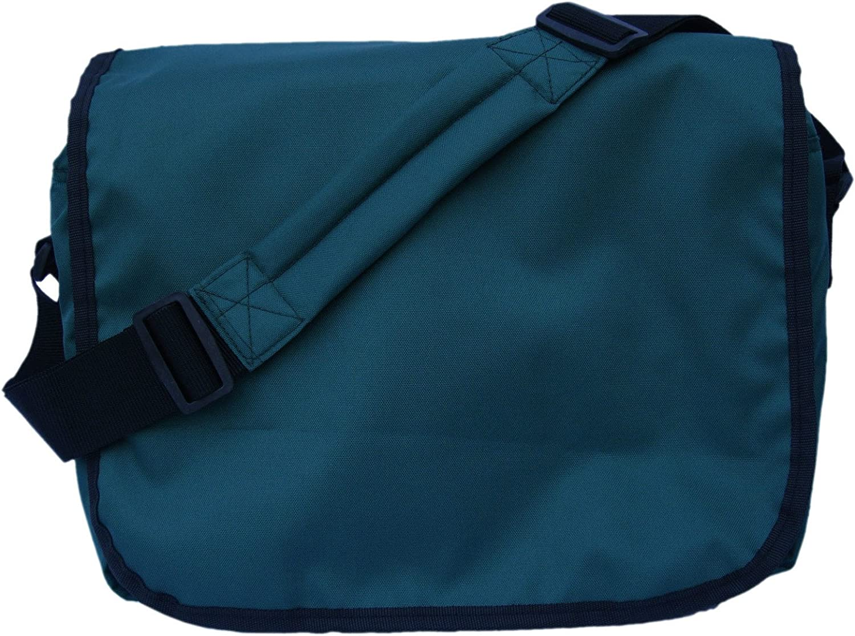 PROSTYLE SPORTS Messenger Bag Work School Dispatch Bike Office Courier Laptop