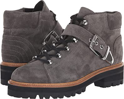 d36a36a7c Amazon.com | Marc Fisher LTD Women's Indre Gray Suede 10 M US M | Shoes