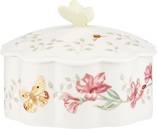 Lenox Butterfly Meadow Covered Box