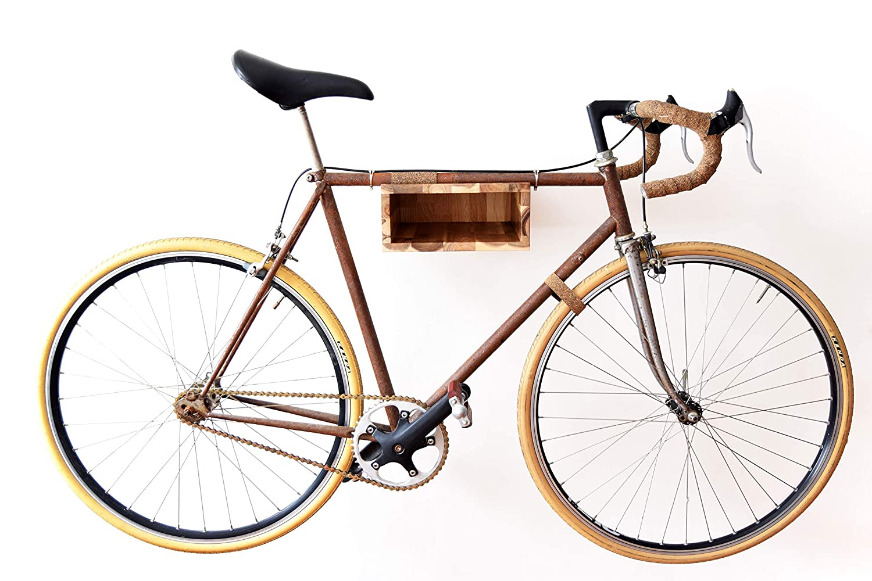 soporte bicicletas / soporte bici / porta bicicleta / bicicleta / accesorios bici / SALTA: Amazon.es: Handmade