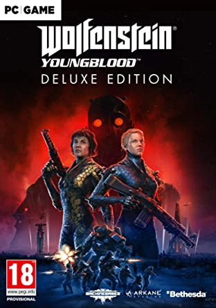 Wolfenstein Youngblood Deluxe Edition (PC DVD): Amazon co uk: PC
