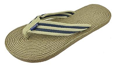 aab9b67f60e767 Panama Jack Men s Classic Casual Webbing Flip Flop Sandal