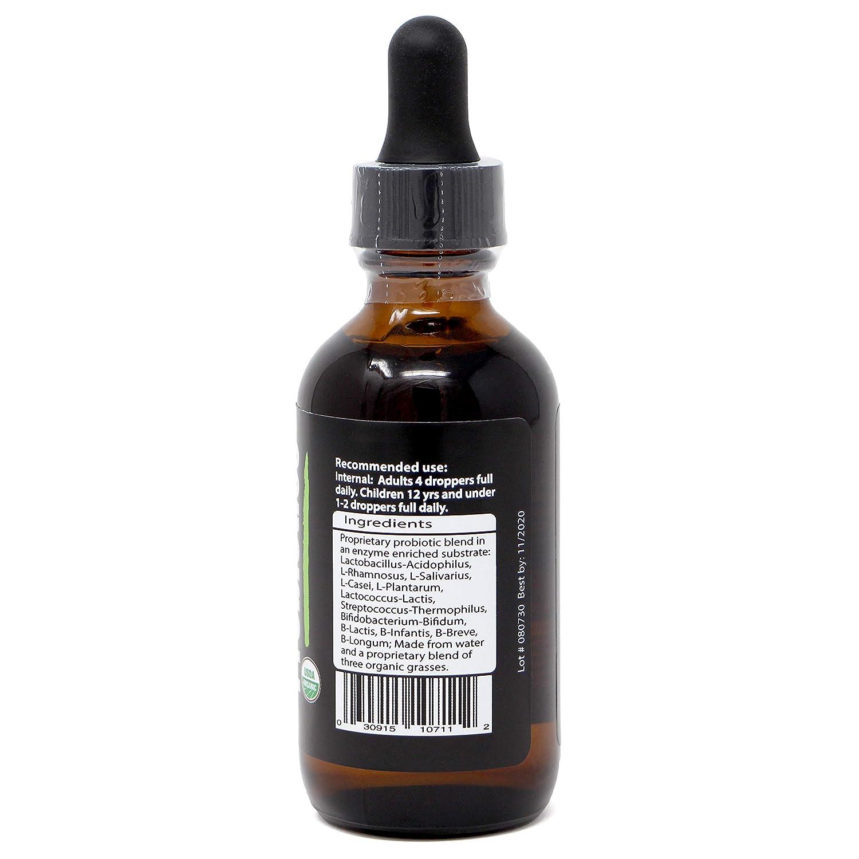 2020 Top Best Microbiome Audiobooks Amazon.com: LiviaOne Daily Liquid Probiotics, USDA Certified