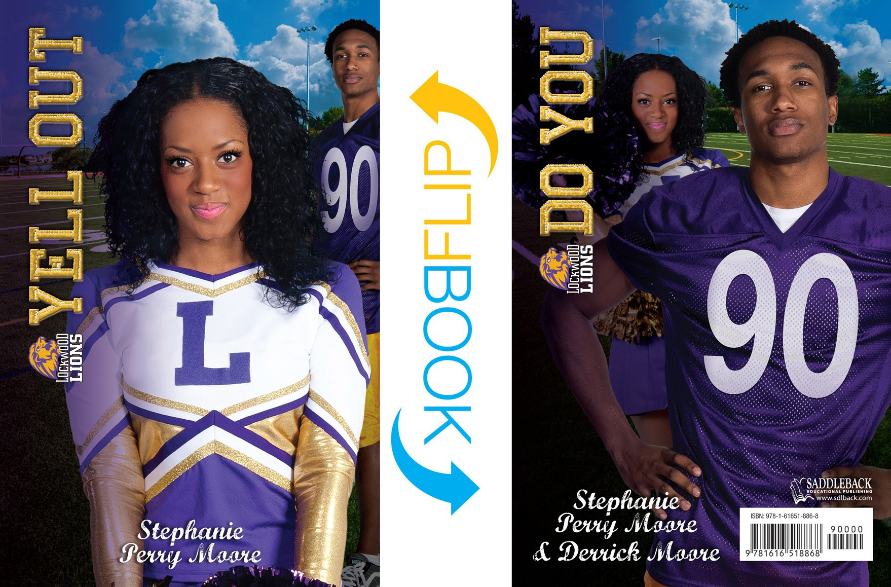 Amazon.com: Yell Out / Do You (Cheer Drama / Baller Swag) (Lockwood High  Series) (Lockwood Lions) (9781616518868): Stephanie Perry Moore: Books