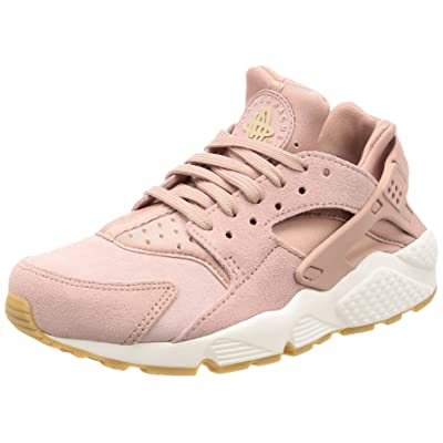 Nike Women's Air Huarache Pink Sneakers | Shoes