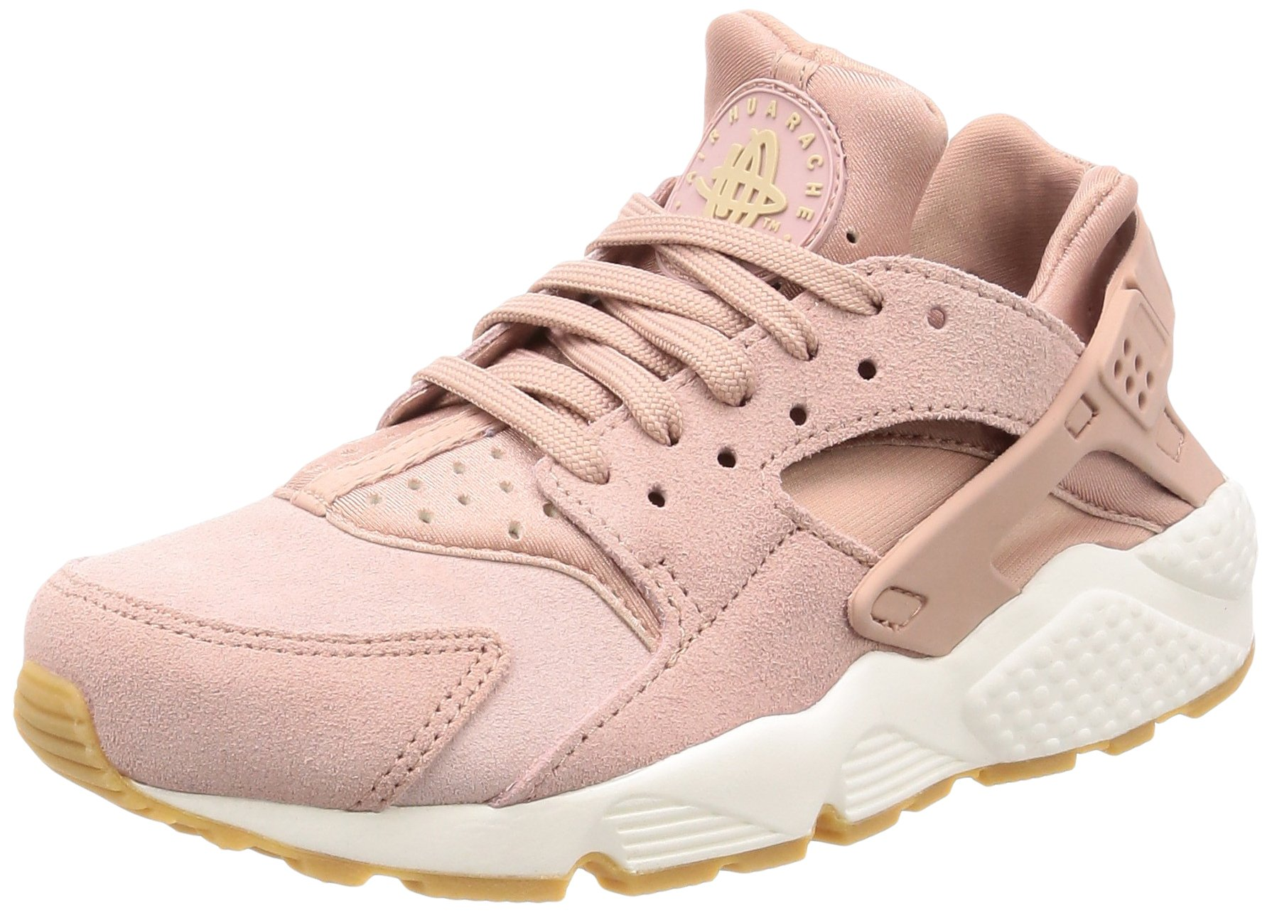 67e0d79b6c59 Galleon - Nike Air Huarache Run SD Women Particle Pink Gum AA0524-600 (7)