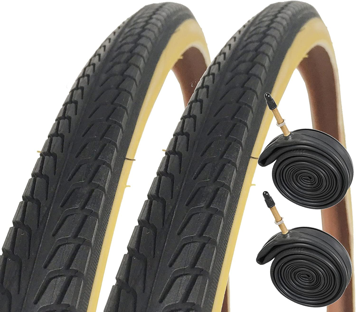 24x1.95 Inch Raleigh T1815 Cross Lite Cycle Tyre Black