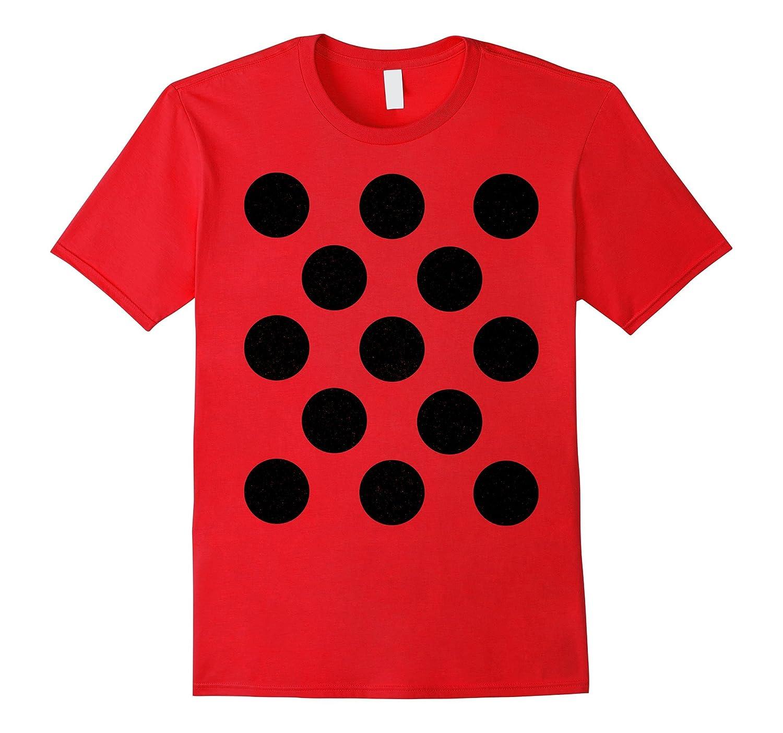 Ladybug T-Shirt Funny Costume Shirt-T-Shirt