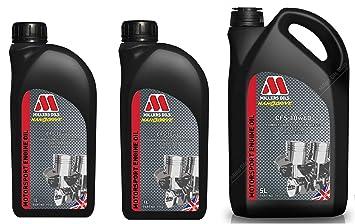 Millers CFS 10W60 - Aceite para Motor Nanodrive (7 L): Amazon.es: Coche y moto