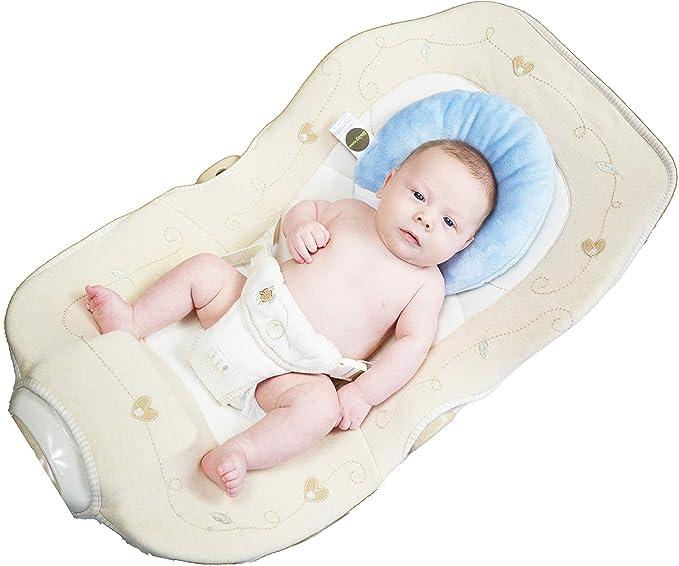 Amazon.com: Babymoon Pod 4 en 1 almohada multiusos para la ...