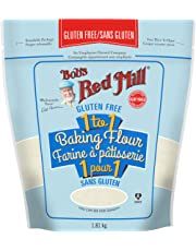 Bob's Red Mill Gluten-Free 1-to-1 Baking Flour, 1814 Grams