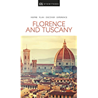 DK Eyewitness Florence and Tuscany (Travel Guide)