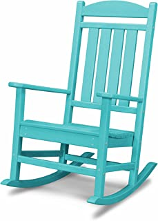 product image for POLYWOOD R100AR Presidential Rocking Chair, Aruba