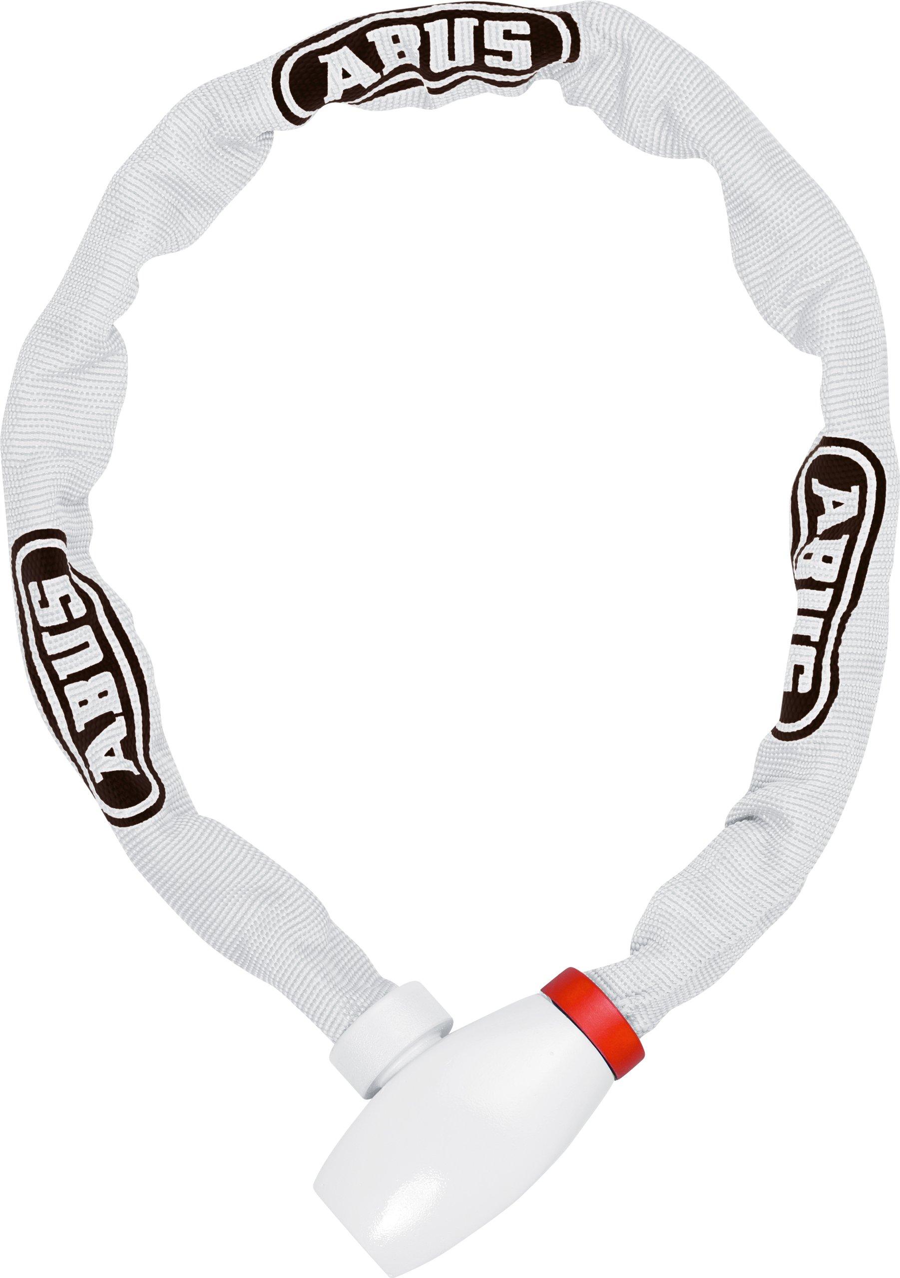 Abus uGrip 585/75 Bicycle Chain Lock, White, 75cm/5mm
