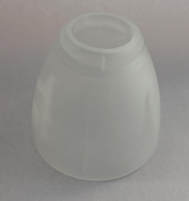 KHL Lampenschirm Lampenglas G9 alabasterfarbig 55mm KH9325 KH9350