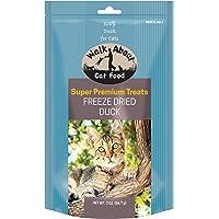 Walk About Pet, WA20004, Super Premium Cat Treats, Grain-Free, Gluten-Free, Single Source Protein, Freeze-Dried Duck…