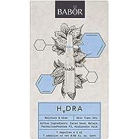 BABOR AMPOULE CONCENTRATES HYDRA, gelimiteerde Ed. 2021, met hyaluronzuur, extra vocht en meer uitstraling, tegen…