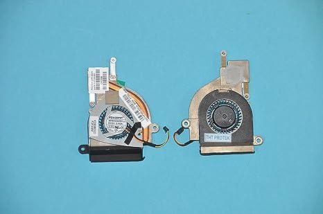 CPU/tarjeta gráfica ventilador/ventilador Fan Cooler para ordenador portátil HP COMPAQ Mini,