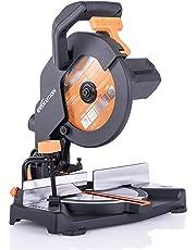 Evolution Power Tools R210CMS Multi-Purpose Compound Mitre Saw, 210 mm (230 V)