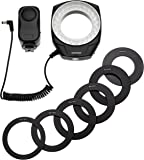 Neewer 48 LED Ring Light for Macro Canon Nikon Sigma Tamron Lens