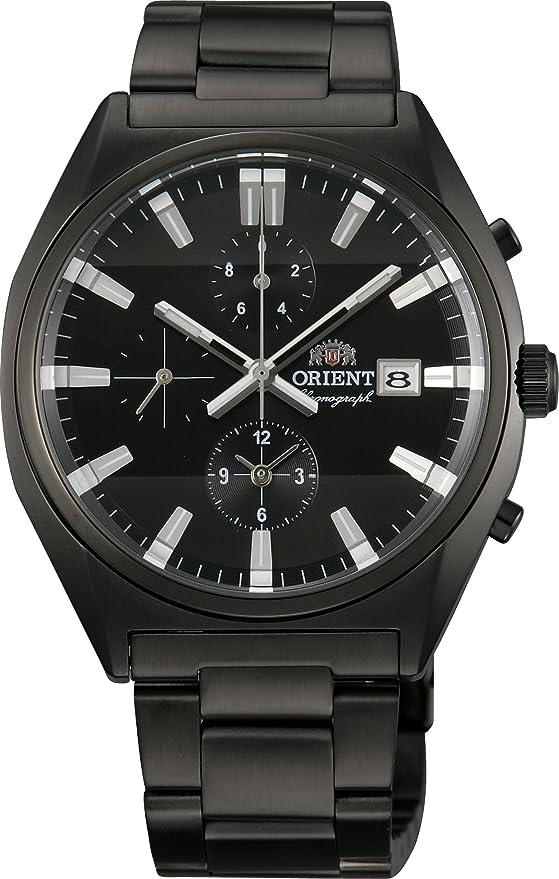[オリエント時計] 腕時計 ネオセブンティーズ WV0211TT ブラック