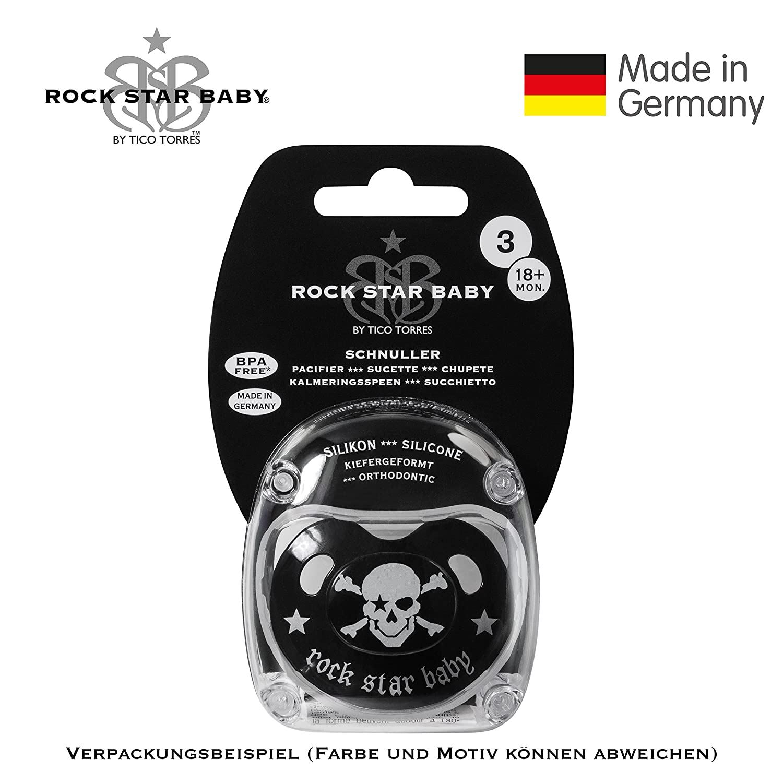 Rock Star Baby® by tico Torres Chupete (2 unidades, incluye ...
