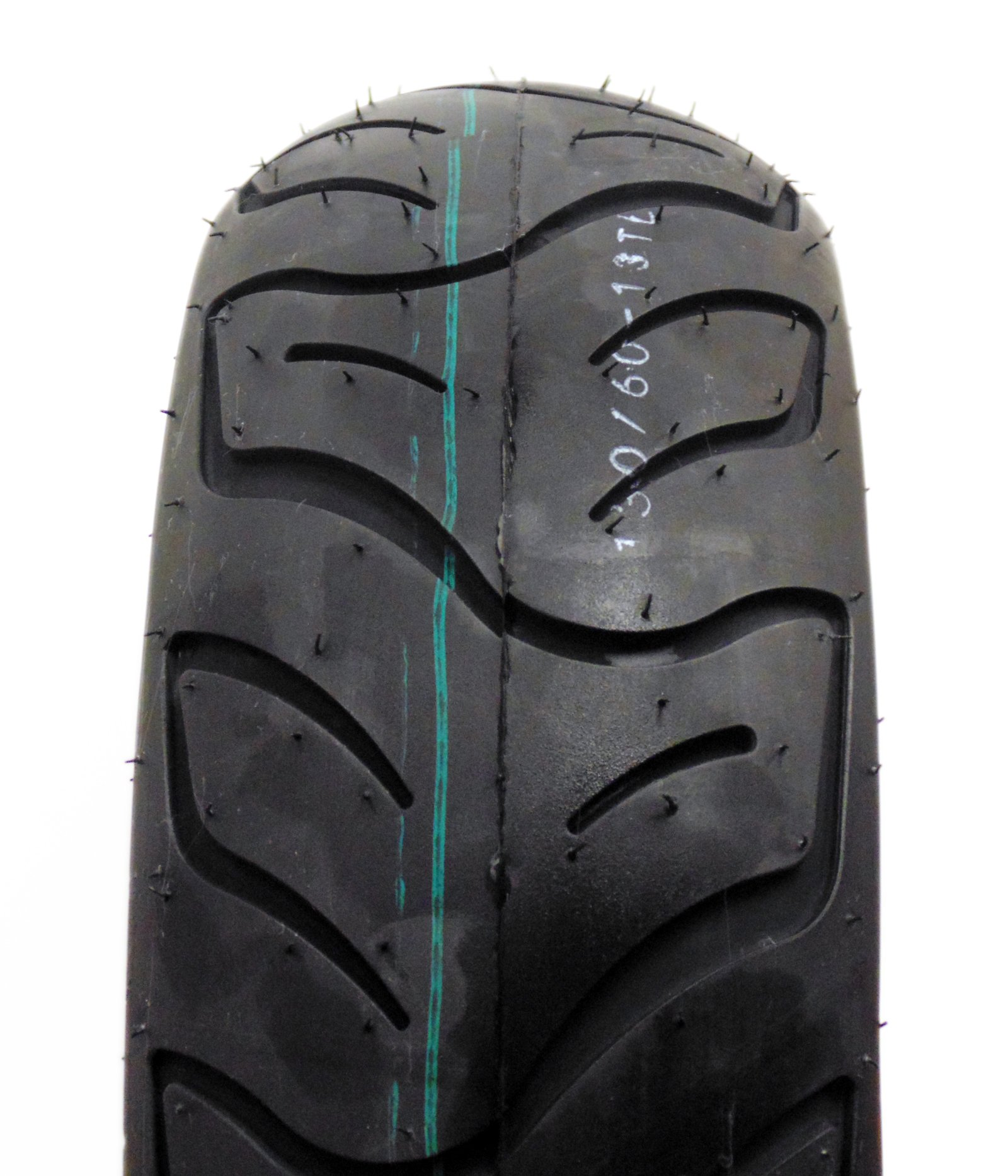Tire 130/60-13 Tubeless Front/Rear Motorcycle Scooter Moped by MMG (Image #2)