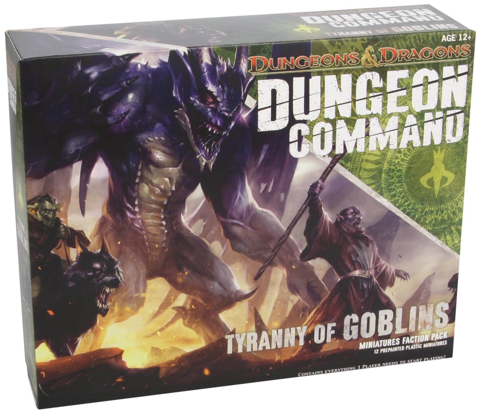 Dungeon Command: Tyranny of Goblins: A Dungeons & Dragons Expansion Pack