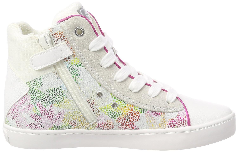 Geox Kids Kilwi Girl 18 Sneaker J82D5H007DWC0653