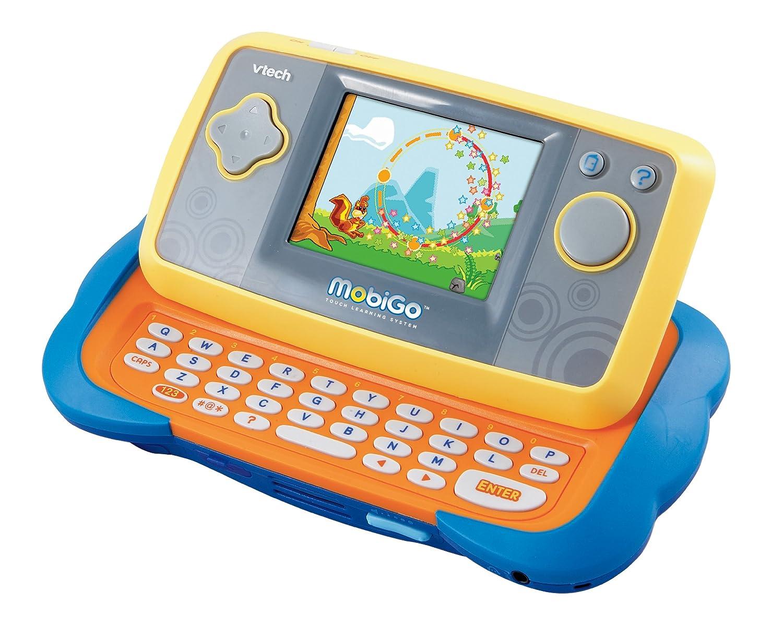 VTech MobiGo Touch Learning System 80-115800 Toys & Games Kids ...