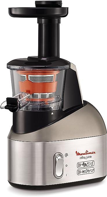 Moulinex ZU258D Infiny Juice - Extractor de zumo a baja velocidad ...