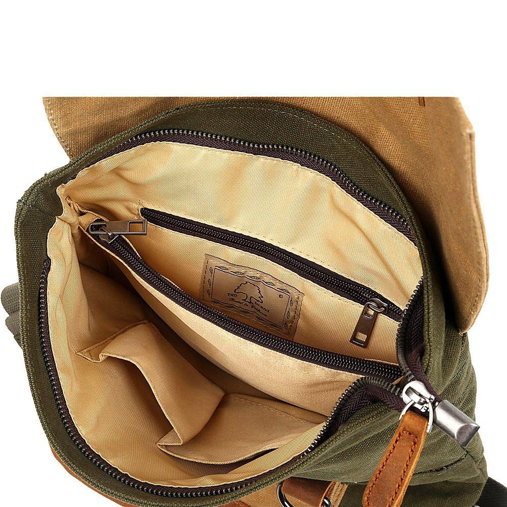 TSD Hillside Backpack Navy