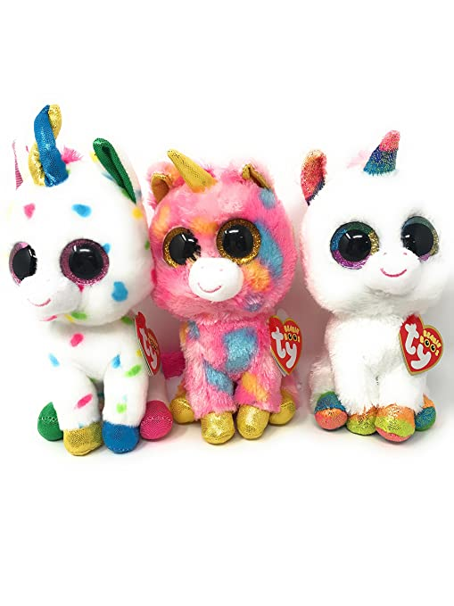 1d87d24b6cc Image Unavailable. Image not available for. Color  TY beanie boos set ...