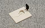 Arlington FLBAF101LA-1 Adjustable Floor Box Kit