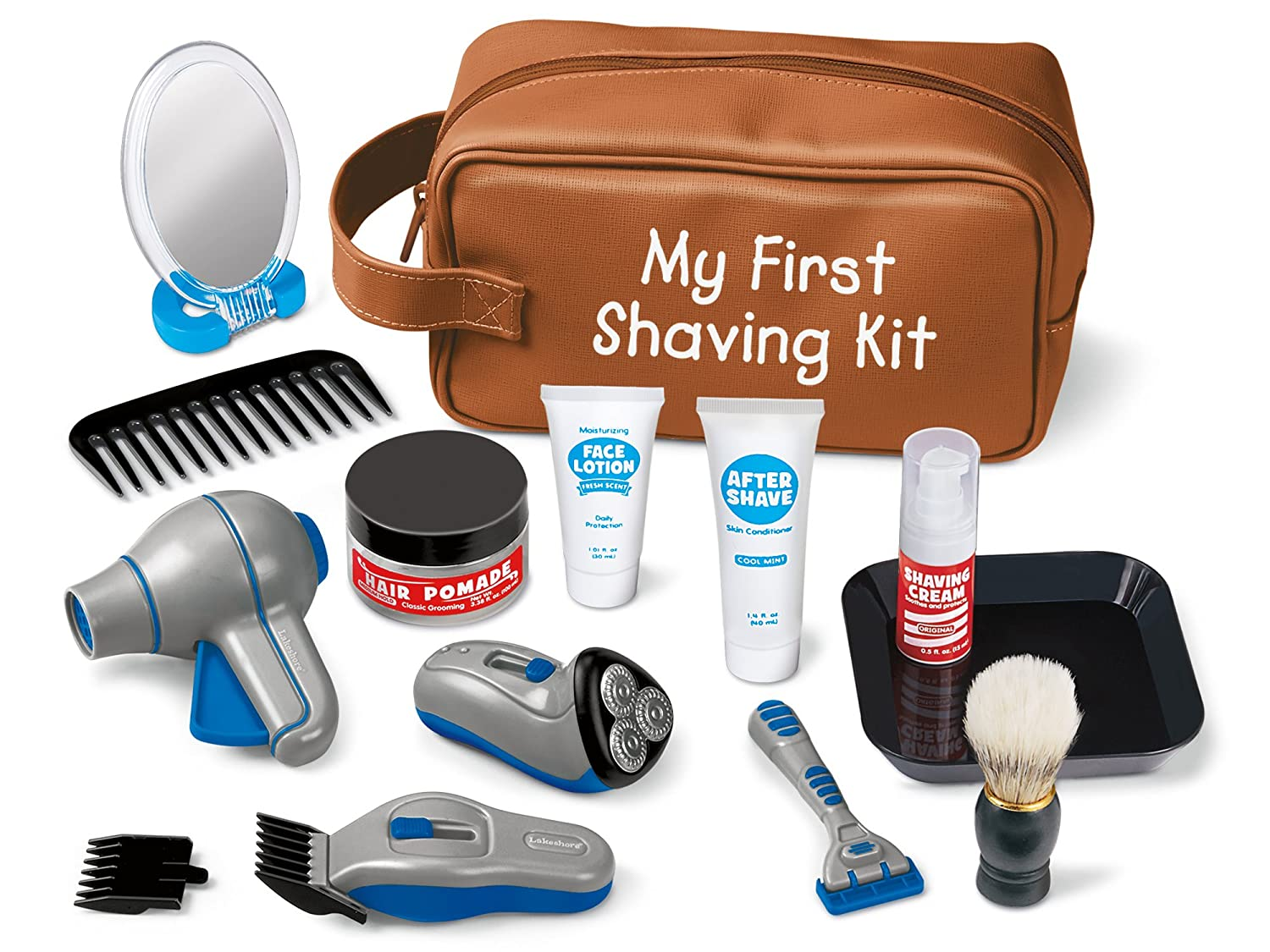 Lakeshore My First Shaving Kit