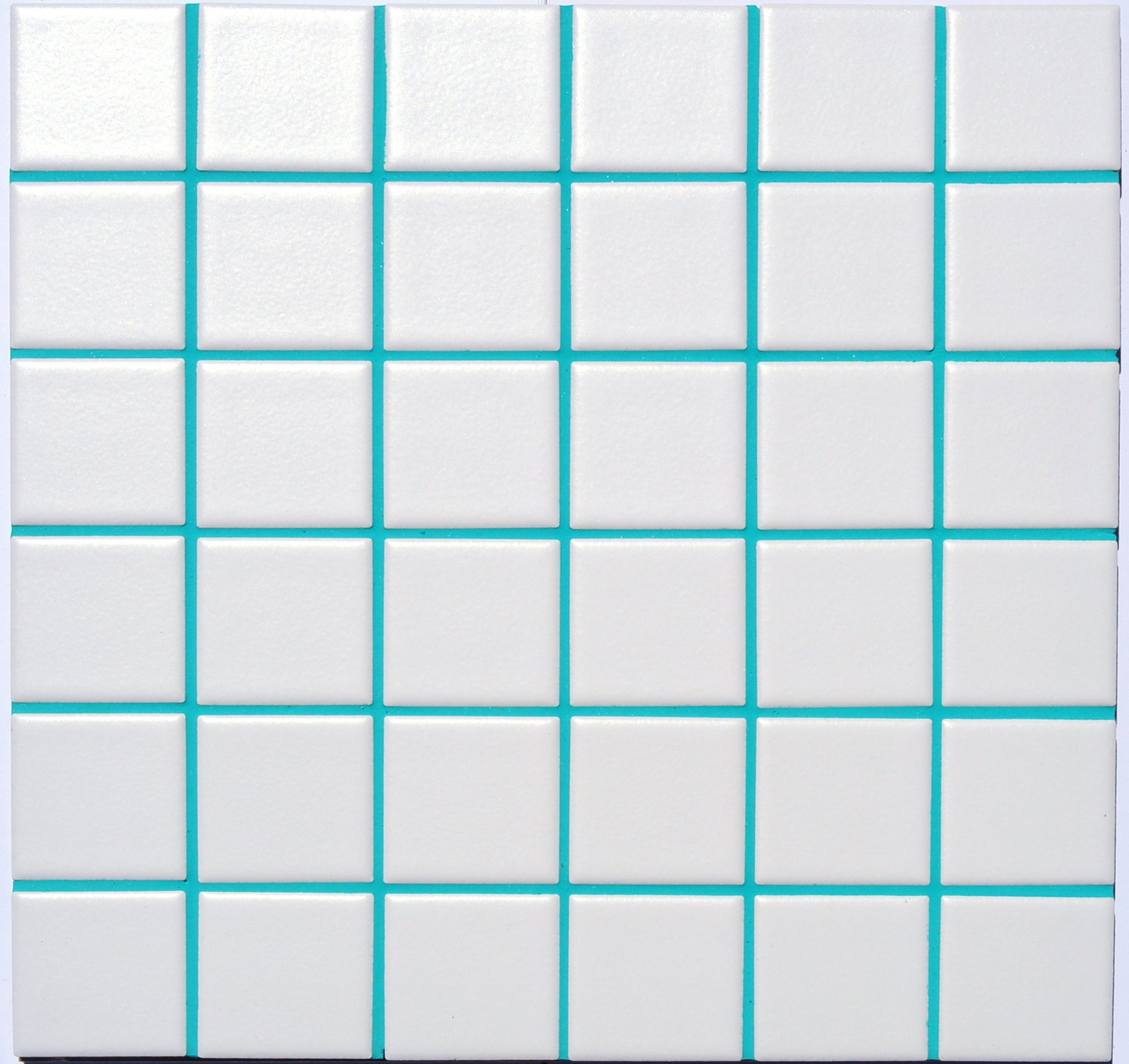 Turquoise Unsanded Tile Grout - 5 lbs - with Aqua Pigment in The Mix