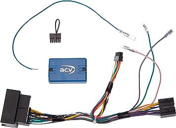 /VX/ /2008/Quadlock Kenwood, ACV 42/ /702//_ 4/Steering Wheel Remote Control Adaptor LFB for Vauxhall Corsa 2006/ D