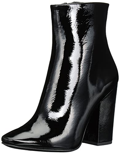 bd901a7356f KENDALL + KYLIE Women s HAEDYN Ankle Boot Black 5.5 Medium US. Roll over ...