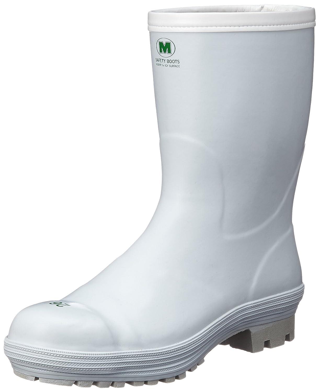 [ミドリ安全] 安全長靴 冷蔵庫冷凍庫内作業  FBH01 B06WCZW3HV 26.0 cm|ホワイト