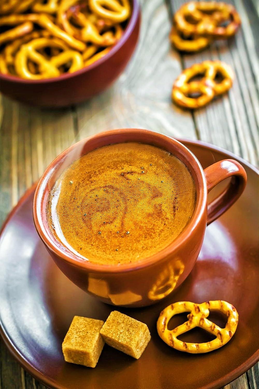Italian Gourmet Gift: CARAVELLA PREMIUM 100% ARABICA DECA Ground ...