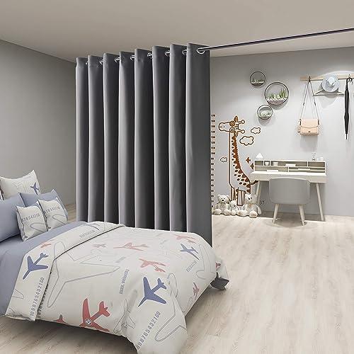 FLOWEROOM Room Divider Curtain