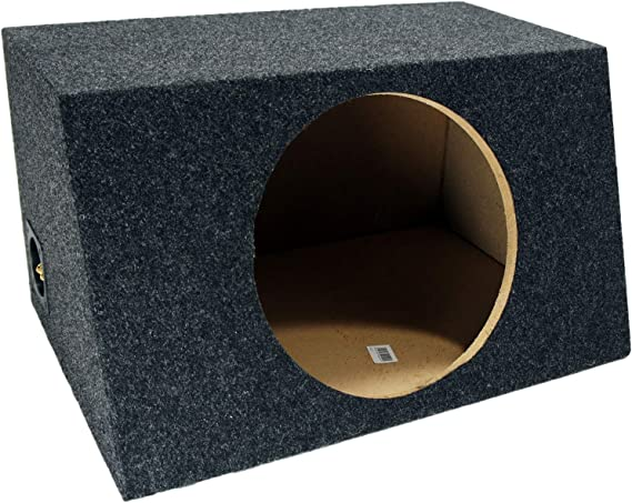 """12/"""" inch Custom made Slot Ported box for Big Sound Subwoofer Bass Box new"""