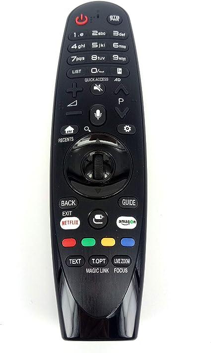 Meide AN-MR650A - Mando a distancia para LG Magic (con función de control de voz): Amazon.es: Electrónica