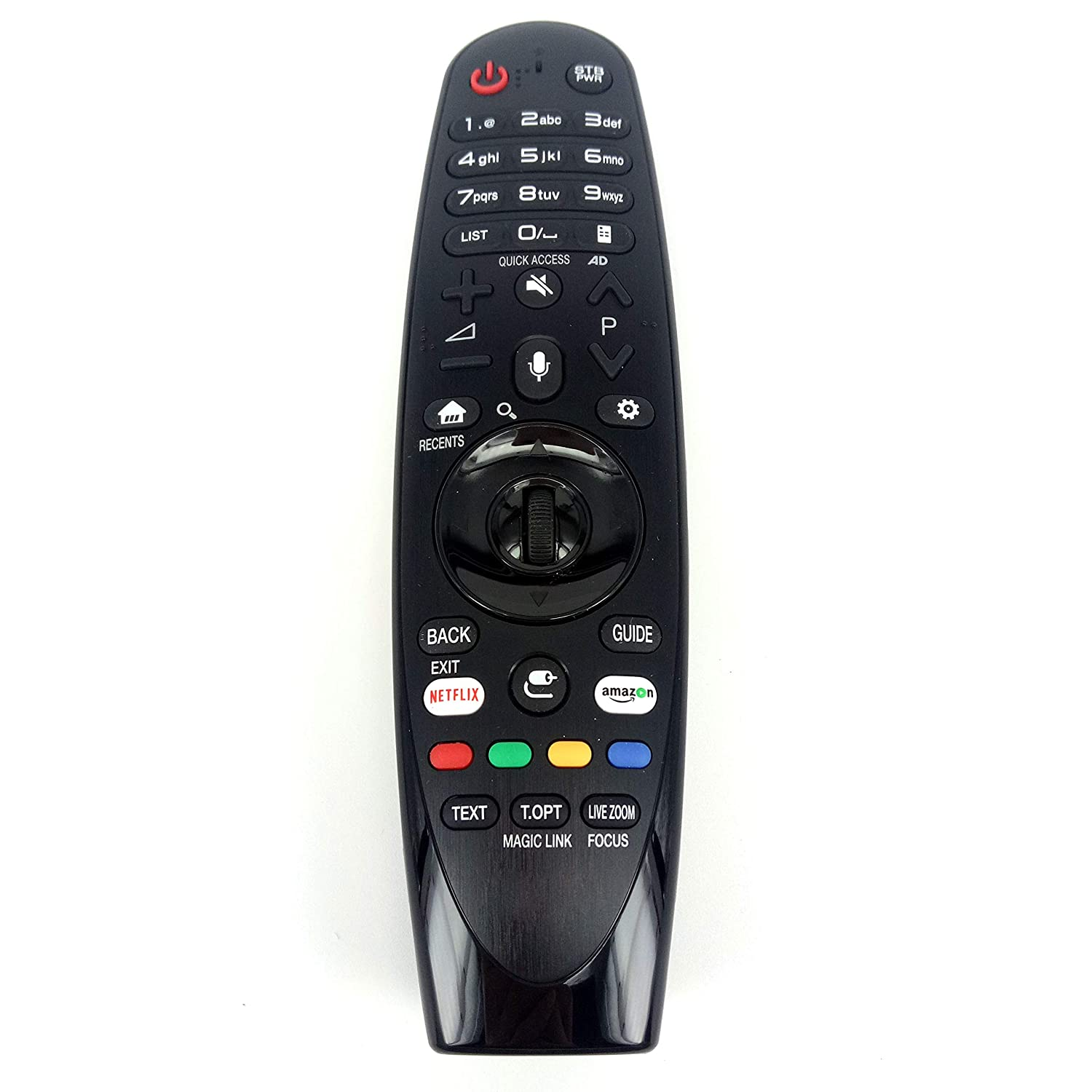 Amazon com: Meide AN-MR650A for LG Magic Remote Control with Voice