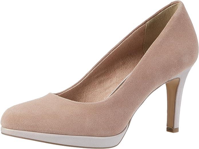 TALLA 39 EU. Tamaris 22428, Zapatos de Tacón para Mujer