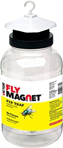 Victor M382 Fly Magnet Trap, 1 Gallon with Bait