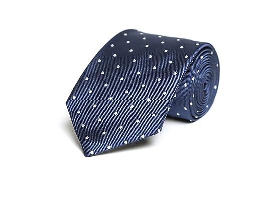 Caramelo, Corbata Lunares, Hombre · Azul, Talla U: Amazon.es: Ropa ...